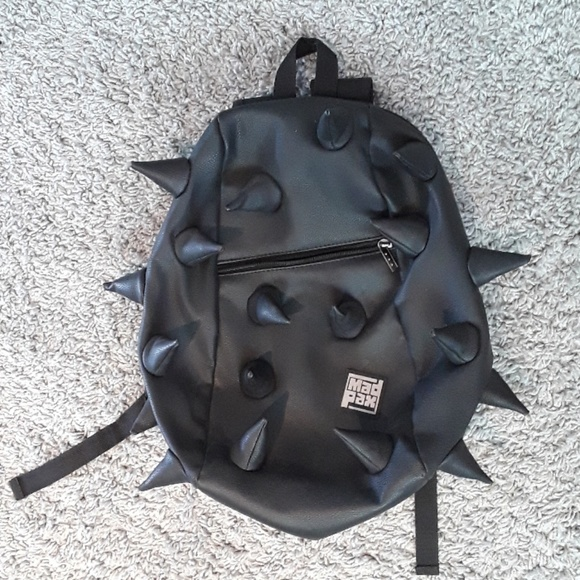 Mad Pax Black Spike Backpack